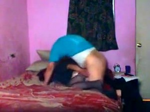 Mexican Girl Gets Her Pussy Banged Deep By Me