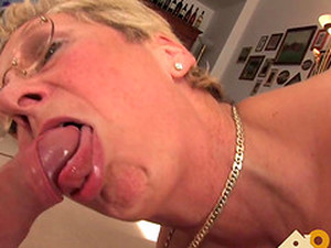 Granny With Big Natural Tits Enjoying A Mind-blowing Anal Fuck