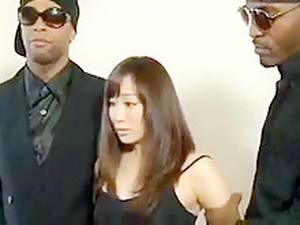 Black Interrogators Tortured A Japanese Female Spy 3