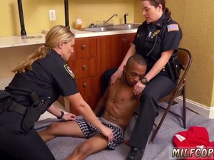 Hot Milf Seduces Girl He Either Torn Up The Bullshit Out Of Police Maggie And I Or We