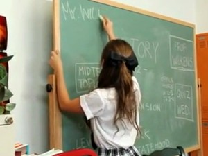 Horny Student Fucked By Her Teacher Video Video 1