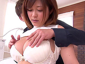 Delicate Japanese Beauty Gets Her Cunt Wrecked Completely