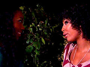 Misty Stone And Chanell Heart Often Get Together To Rant On About Their Husbands.