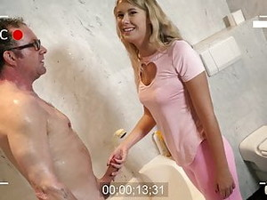 Old Man Fucking Teen In Her Tight Virgin Pussy
