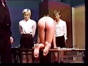 Spanking  Girls And Bastinado