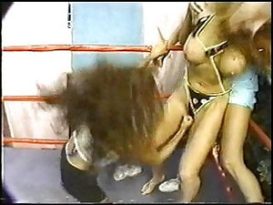 3 In The Ring Retro Wrestling
