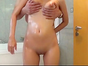 Slutty Exotic Chick Takes This Horny Dude's Dick In Her Ski