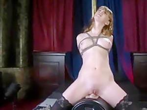 Marie McCray Cumbots Sybian