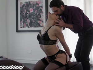 Abella Danger Bound Up For Rough Fuck Session