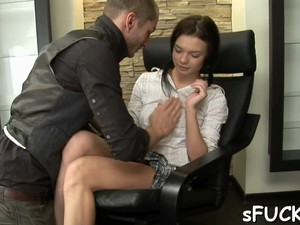 Fangs Get Jerked By Tasty Honey Tess