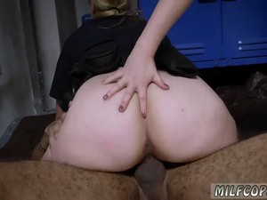 Hairy Milf 69 Dont Be Darkhued And Suspicious Around Black Patrol Cops Or Else