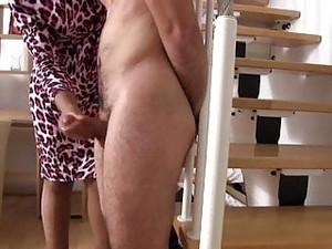 Femdom Ladies Gives Handjobs