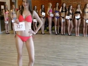 College Beauties With Amazing Asses In True Latino Contest