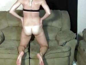 Farting Blonde