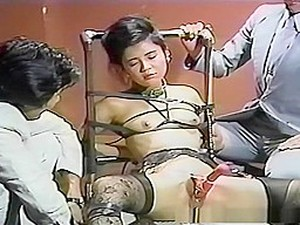 A Japanese Slut In Lingerie Gets Teased Until She Cums Hard