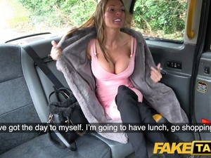 Fake Taxi Busty Welsh Milf Stacey Saran Wanks And Fucks On Taxi Backseat