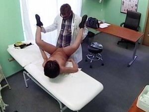 Hot Teen Coco Gets Rammed By Her Doctor