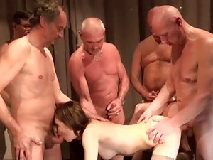 Slut Teen Fucks With More Old Men In All Positions