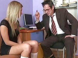 Handsome Man Fucks His Girlfriend
