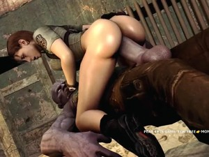3D SEX ON THE ENCHANTMENT WITH SERANA