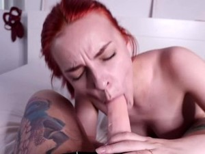 Strapon Lesbian Ass To Mouth