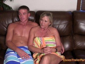 Interview With Step Mom And SON