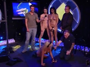 World's Strongest Naked Woman Contest Htvod