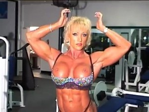 Peggy Schoolcraft Muscle Video