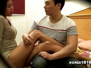 Korean Woman With Big Breastesses