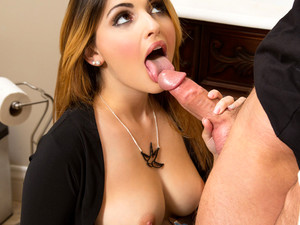 Natasha Malkova & Alan Stafford In My Sisters Hot Friend
