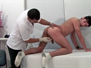 Latin Doctor Prostate Exam