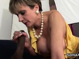 Unfaithful Uk Mature Gill Ellis Shows Her Big Tits