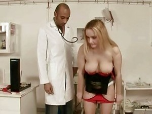 Black Doctor Fucking His Ugly Patient