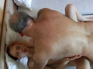 Young Teenage Whores Like Fucking With Way Older Mature Geezers
