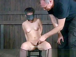 Slut Lorna Tied And Tortured With Non-stop Orgasm