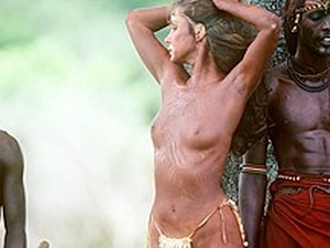White African Sex Godess Redux