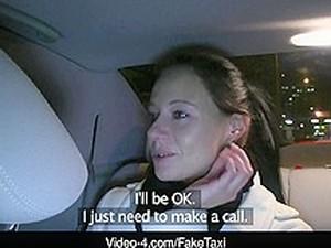 Fake Taxi Enza