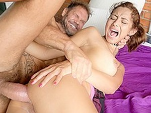 Veronica Orozco In Hugely Hung Stud Sodomizes Latina Teen - EvilAngel
