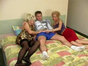 Russian Threesome