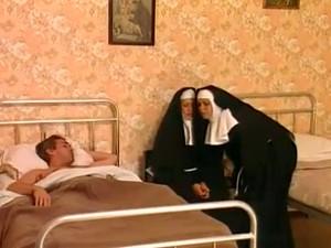 Threesome Nuns