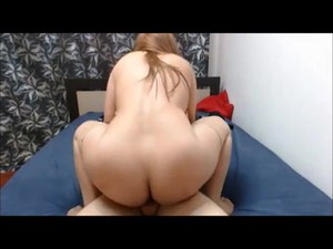 Hot Couple Doggy   Cowgirl Fucking With Cumshot