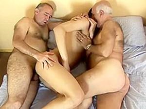 Daddy And Boy218 Alain Enjoys Two Daddies