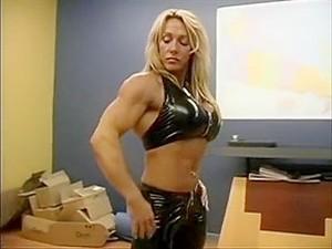 Evil Goddess Muscle 1