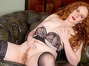 Amy C In Natural Redhead - Anilos