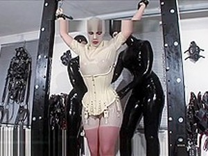 A Heavy Rubber E-play Game Part 2