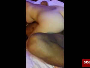 Hubby Liked Watching His Girl Cum On My Dick