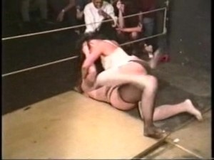 Catfight At The Hell Fire 2