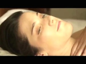 Camille Blouet - Full Frontal In Short Video Voyeuse (2013)