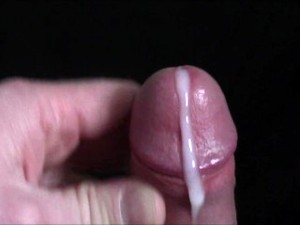 Cock Pumping A Few Creamy Loads Slow Motion Close Up