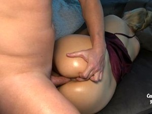 Sleeping Little StepSister Of My Friend Wakes Up To A Hard Cock
